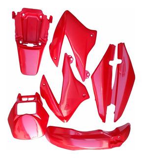Kit Plásticos Honda Bross/ Motomel Skua 150