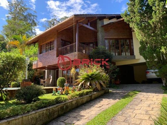 Magnífica Casa Com 4 Quartos Sendo 2 Suítes Em Condomínio No Comary. - Ca01064 - 34182885
