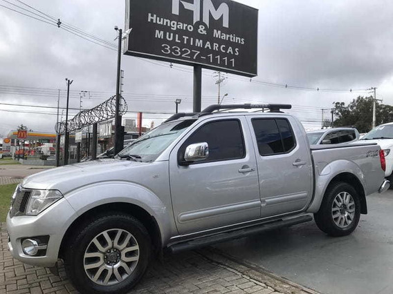 Nissan Frontier Sl 4x4 Automatica 2014