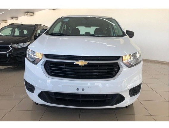 Chevrolet Spin 1.8 Lt 0km 2020 Stock Permuto Financio Pd