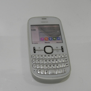 Celular Nokia Asha 200 Original Qwerty Dual Chip Mp3