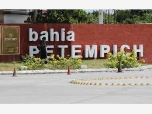 Terreno En Venta En Bahia Petempich
