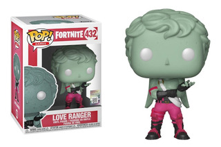 Funko Pop #432 - Love Ranger - Fortnite - 100% Original