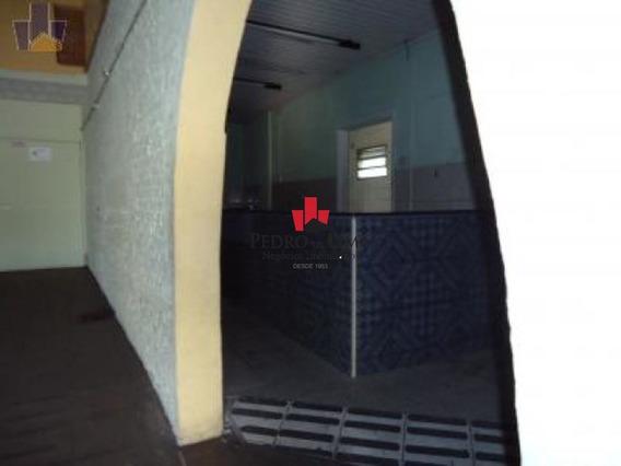 Salão Galpão , 514 M2 - 4 Entradas Em Penha - Pe10772