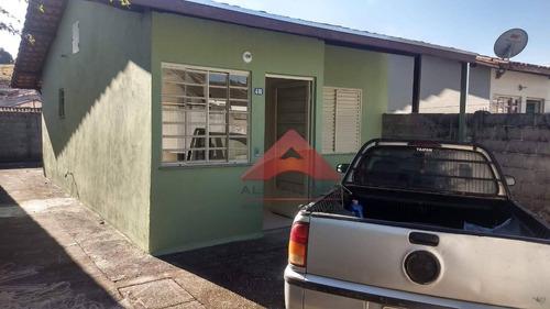 Imagem 1 de 19 de Casa Com 2 Dormitórios À Venda, 60 M² Por R$ 170.000,00 - Vila Monterrey - São José Dos Campos/sp - Ca4488