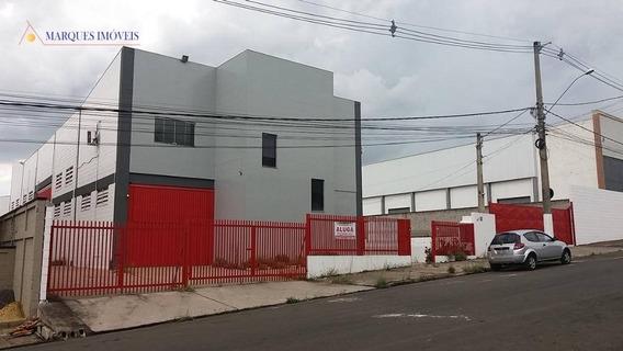 Galpão À Venda, 700 M² Por R$ 1.696.000 - Comercial Vitória Martini - Indaiatuba/sp - Ga0736