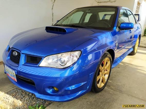 Subaru Impreza Wrx Turbo 2.5
