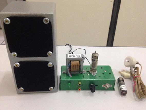 Amplificador Valvulado Budget 4w Single End Plc82