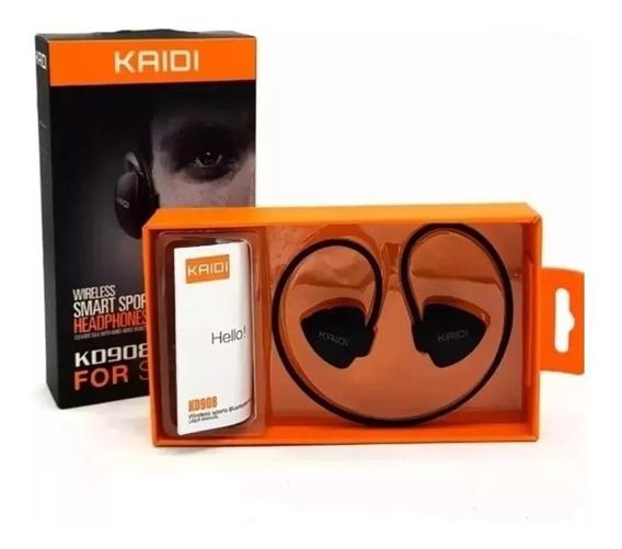 Fone De Ouvido Bluetooth Samsumg S8 S9 S10 Kaidi Kd908