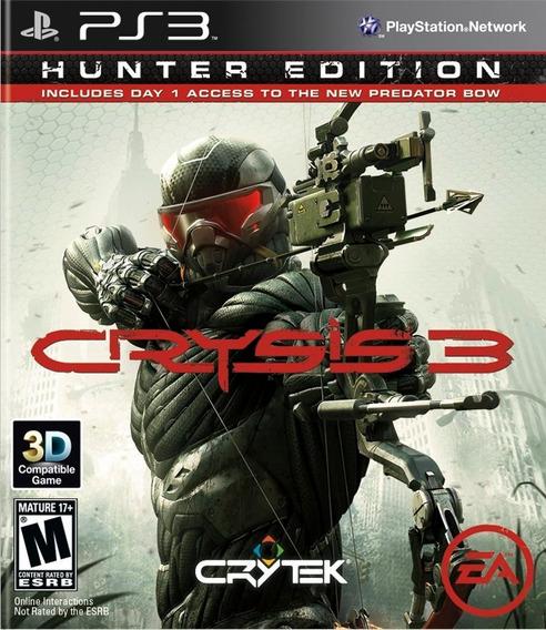 Crysis 3 - Mídia Física Original - Ps3