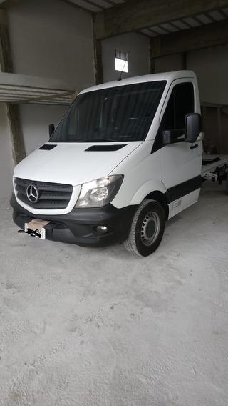 Mercedes-benz Sprinter 2.2 Cdi Chassis 415 Longo Diesel