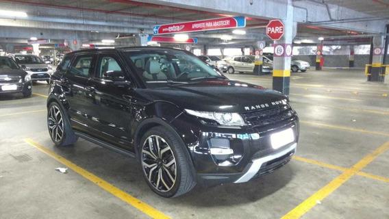 Land Rover Evoque Dynamic 5d Blindada Baixa Km Teto Panoram