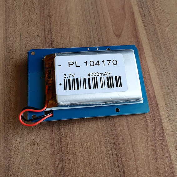 Rpi Powerpack Raspberry Hotspot Mmdvm Com Bateria 4000 Mah