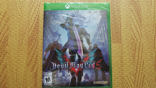 Devil May Cry 5 Xbox One Nuevo Sellado