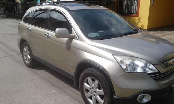 Honda Cr-v Ex 2.4 Full 4x4 Exelente Estado.