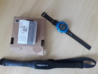 Relógio Monitor Cardíaco Geonaute Onrhythm 50 (com Cinta)