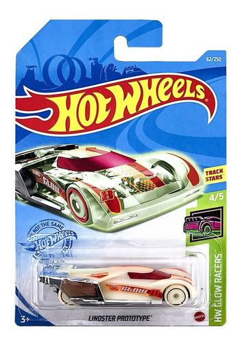 Carrinho Hot Wheels À Escolha - Edição Hw Glow Racers Mattel