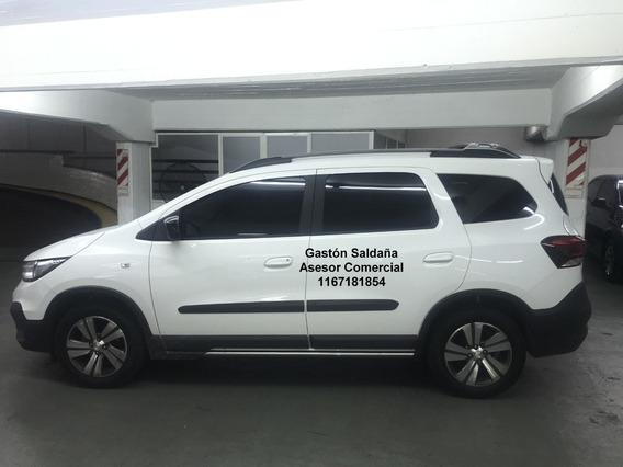 Chevrolet Spin 2018 1.8 Activ Ltz 5as 105cv Uss Cont Ggs