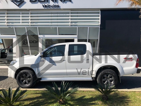Toyota Hilux - 2011 / 2012 3.0 Srv 4x4 Cd 16v Turbo Interco