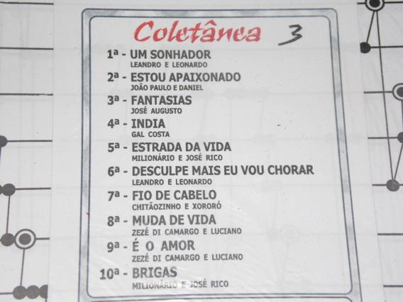 Partitura Coletânea Nº 03 Para Cítara Mini Harpa10 Partitura