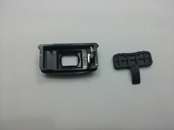 Revestimento Do Fundo Nikon D60 E Tampa Lateral