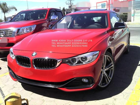 Bmw 430 Ia 2017 Aut 4 Cil 32.0 Lts Turbo Piel Eng $ 105,600