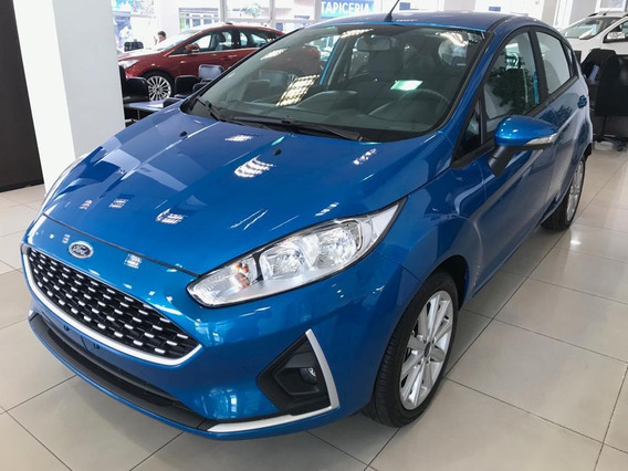 Ford Fiesta Titanium Manual 5 Puertas As2
