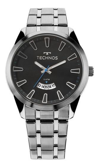 Relógio Technos Performance Masculino 2115kzb/1p Social