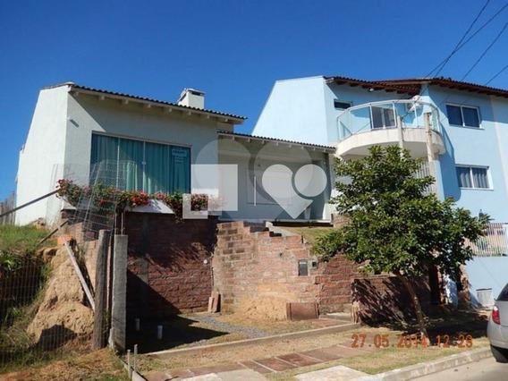Casa De Alvenaria Com 95,96 M² Privativos E Espera - 28-im411476