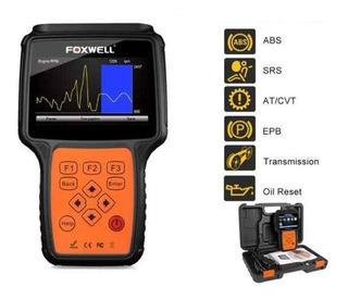 Scanner Foxwell Nt624 - Scanners para Autos en Mercado Libre
