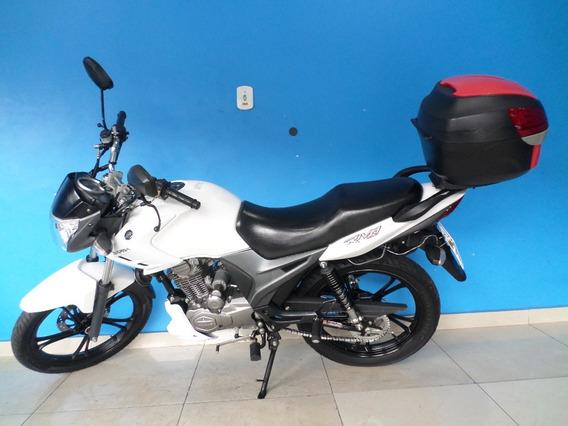 Riva 150 Branca 2016 Moto Impecavel!!! Confira!!!