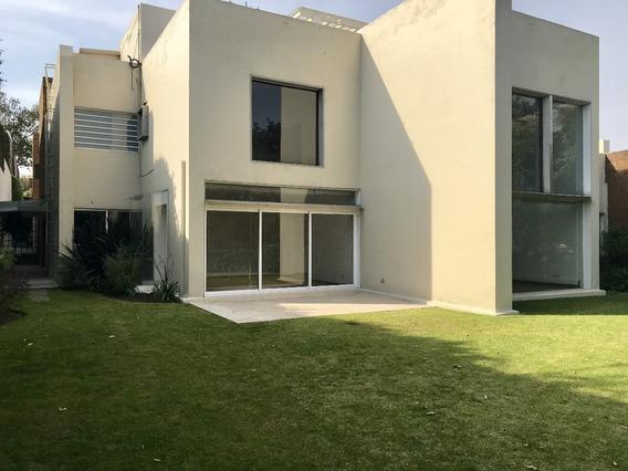 Paseo De Las Primaveras Casa En Condominio En Renta (mc)