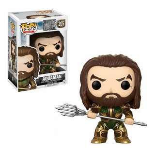 Funko Pop Aquaman Justice League - 15% Off