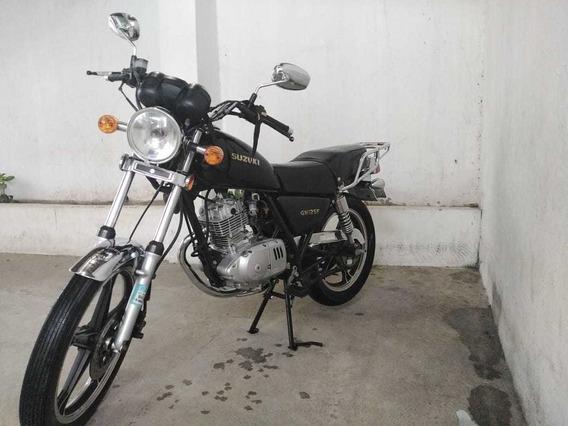 Moto Suzuki Gn Modelo F