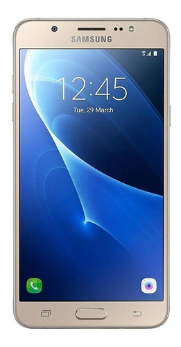 Samsung Galaxy J7 Metal Dual SIM 16 GB dourado 2 GB RAM