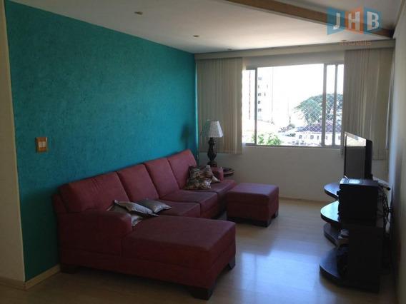 Apartamento Com 3 Dormitórios À Venda, 116 M² Por R$ 380.000 - Jardim São Dimas - São José Dos Campos/sp - Ap1884