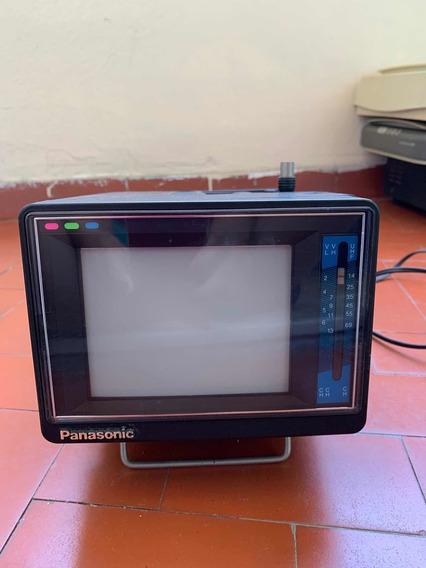 Mini Tv/ Monitor 5 A Cores Panasonic Fd-200