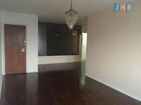 Apartamento Com 3 Dormitórios À Venda, 120 M² - Jardim Apolo - São José Dos Campos/sp - Ap1724
