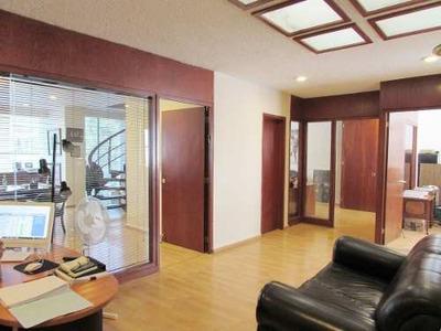 Edificio De 1600 M2 En Renta Para Oficinas En Narvarte.