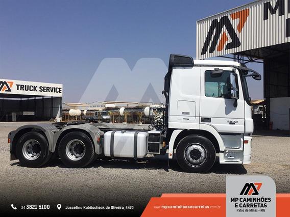 Caminhão Mercedes- Benz Mb 2546 Ls Actros .