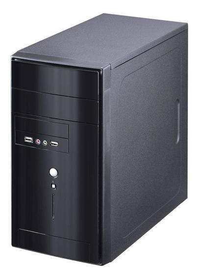 Computador Intel I7 4770 3.4ghz 4ª Ger 4gb 500gb Hdmi 350w