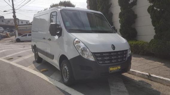 Renault Master 2.3 16v Dci L1h1 Furgão Diesel Completo 2019