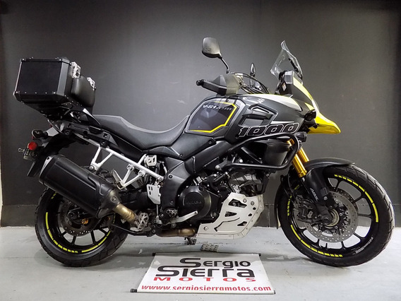 Suzuki Vstrom1000 Gris 2016
