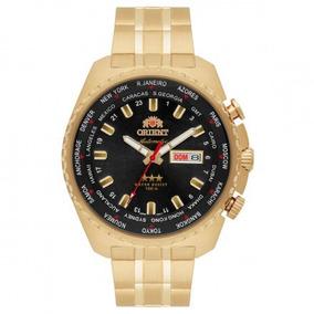 Relógio Automático Orient 469gp057 Masculino Aro Rotativo