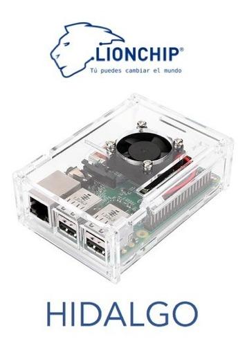 Imagen 1 de 1 de Carcasa Case Raspberry Pi 3 2 B+ Protección Acrílico
