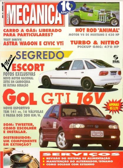 Oficina Mecânica Nº108 Vw Gol Gti 16v Civic Vti Astra Wagon