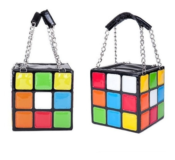 Bolso Cartera Diseño 2d 3d Cartoon Bag Handbag Importada 24