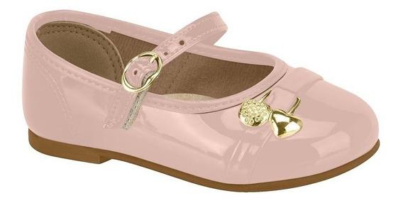 Sapato Bebe Batizado Molekinha Mnl Sapatilha Dama De Honra