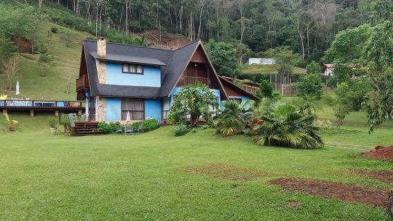 Rural Para Venda, 6 Dormitórios, Vale Das Videiras - Petrópolis - 2486