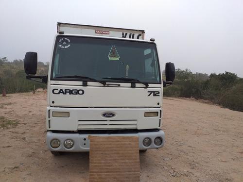 Imagem 1 de 15 de Ford Cargo 712